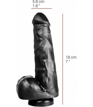 515 Line Dildo 18 x 5.8 cm