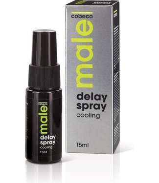 Cobeco Male Delay Spray Verkoelend 15 ml