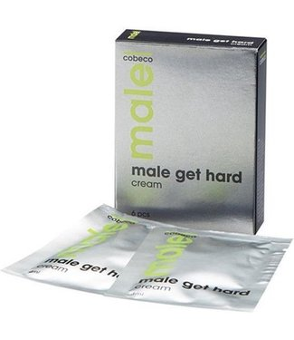 Cobeco Male Male Get Hard Sachets 6 x 4 ml
