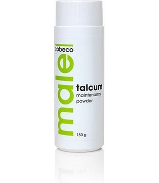 Cobeco Male Talcum Powder 150 g
