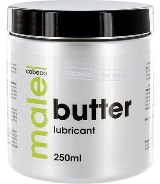 Cobeco Male Male Butter Lubricant 250 ml