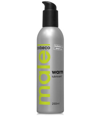Cobeco Male Warm Lubricant 250 ml