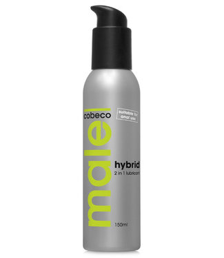 Cobeco Male Hybrid 2-in-1 Lubricant 150 ml