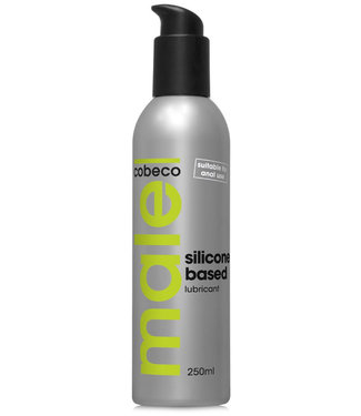 Cobeco Male Lubricant Silicone Based 250 ml