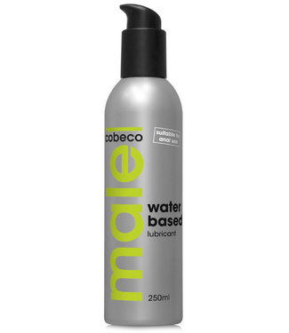 Cobeco Male Male Glijmiddel Water Basis 250 ml