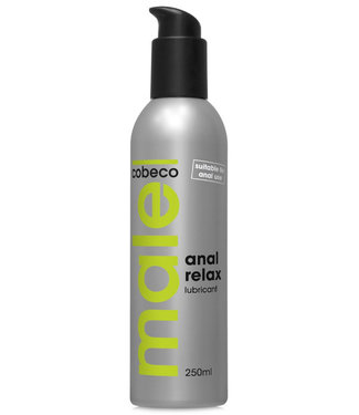Cobeco Male Anaal Relax Glijmiddel 250 ml