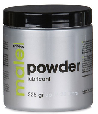 Cobeco Male Powder Lubricant (225 gr)