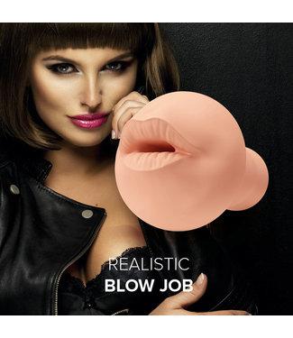 Orgasmic Toys Masturbator Realistic Blow Job