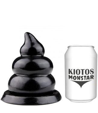 Kiotos Monstar Bastian Anal Plug 13.5 x 8 cm