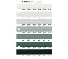 Pantone PMS Solid Chips vervangingspagina op coated papier 175C, kleurnummers 5527C - 5517C - 5507C - 5497C - 5487C - 5477C - 5467C