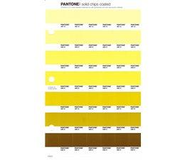 Pantone PMS Solid Chips vervangingspagina op coated papier 215C, kleurnummers 461C - 460C - 459C - 458C - 457C - 456C - 455C