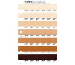 Pantone PMS Solid Chips vervangingspagina op coated papier 231C, kleurnummers 4685C - 4675C - 4665C - 4655C - 4645C - 4635C - 4625C