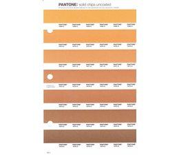 Pantone PMS Solid Chips vervangingspagina op uncoated papier 18U, kleurnummers 7569U - 7570U - 7571U - 7572U - 7573U - 7574U - 7675U