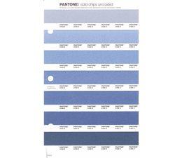 Pantone PMS Solid Chips vervangingspagina op uncoated papier 112U, kleurnummers 2162U - 2163U - 2164U - 2165U - 2166U - 2167U - 2168U