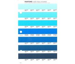 Pantone PMS Solid Chips vervangingspagina op uncoated papier 146U, kleurnummers 304U - 305U - 306U - Process Blue U - 307U - 308U - 309U