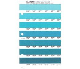Pantone PMS Solid Chips vervangingspagina op uncoated papier 154U, kleurnummers 7709U - 7710U - 7711U - 7712U - 7713U - 7714U - 7715U