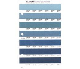 Pantone PMS Solid Chips vervangingspagina op uncoated papier 160U, kleurnummers 2211U - 2212U - 2213U - 2214U - 2215U - 2216U - 2217U