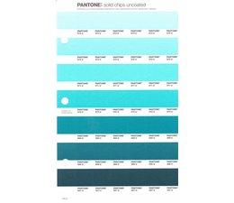 Pantone PMS Solid Chips vervangingspagina op uncoated papier 170U, kleurnummers 573U - 572U - 571U - 570U - 569U - 568U - 567U