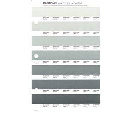 Pantone PMS Solid Chips vervangingspagina op uncoated papier 175U, kleurnummers 5527U - 5517U - 5507U - 5497U - 5487U - 5477U - 5467U