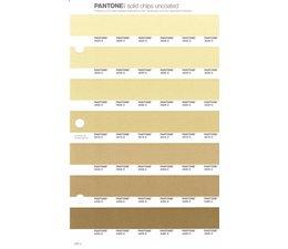 Pantone PMS Solid Chips vervangingspagina op uncoated papier 220U, kleurnummers 4545U - 4535U - 4525U - 4515U - 4505U - 4495U - 4485U