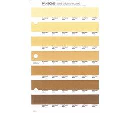 Pantone PMS Solid Chips vervangingspagina op uncoated papier 224U, kleurnummers 468U - 467U - 466U - 465U - 464U - 463U - 462U