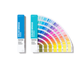 Pantone Color Bridge set Coated & Uncoated  2019