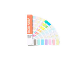 Pantone Pastels & Neons Guide Coated & Uncoated 2019