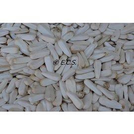 ECS Zonnebloempitten Wit 1 kilo