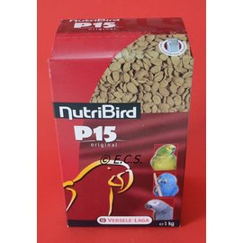 Nutribird P15 original 1 kg natural