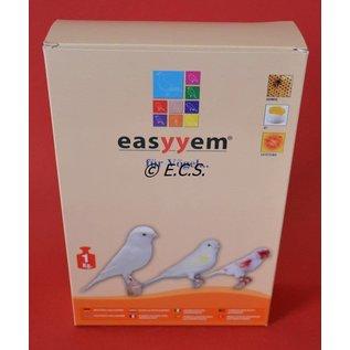 Easyyem Eivoer Witte Kanaries 1kg