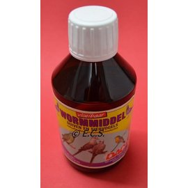 DAC. Worm Medium Levamizole HCl. 200ml