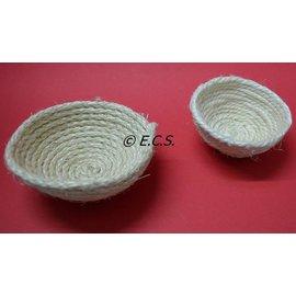 Sisal Nest White