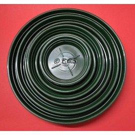 Bath or feeding bowl Plastic green