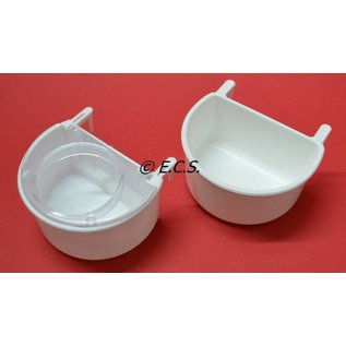 NKB Tray White