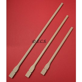 Indrawn stick wood