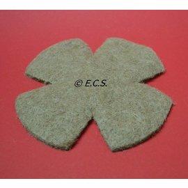 Sisal Fibre Sisal Fiber Nesting mat Jute 10cm 10 pieces