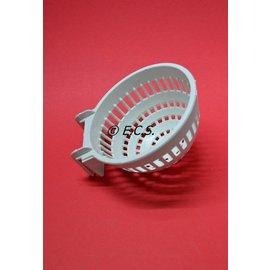 Nest Bowl mit Haken Kunststoff 9,5 cm Beige