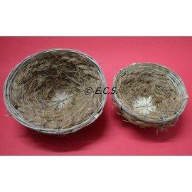 Nest Cocos / Pitriet mit Haken