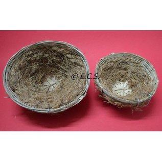 Nest Cocos/Pitriet met Haken
