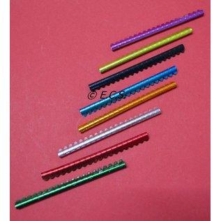 Knijpring metaal 2,9 mm Staafje van 20 Stuks