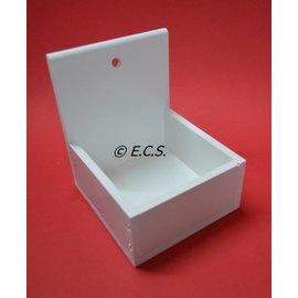 ECS Plastic Nest box Open