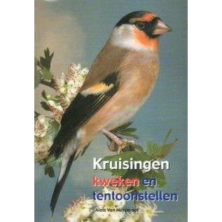 Boek Kruisingen Kweken (Alois van Mingeroet)