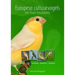 Book Culture European Birds and Their Mutations (Alois of Mingeroet)