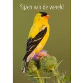 Siskins Book Of The World (Alois of Mingeroet)