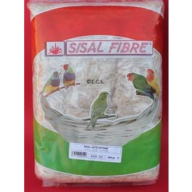 Sisal Fibre Sisal Fibre Cocos-Sisal-Jute-Baumwolle 500gr