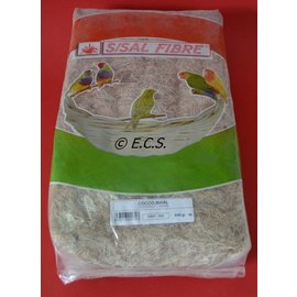 Sisal Fibre Sisal Fibre Cocos-Sisal 500gr (uit)