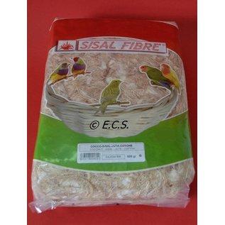 Sisal Fibre Sisal Fibre Cocos-Sisal-Jute-Katoen 500gr