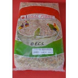 Sisal Fibre Sisal Fibre Cocos-Sisal Melisse-Mais blad 500gr