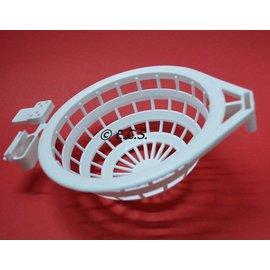 Nestschale Kunststoff 14 cm Weiß