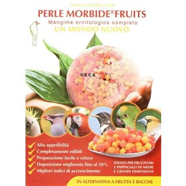 Ornitalia Perle Morbide Fruits Rosse